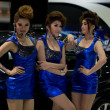 Bangkok motor show — Stock Photo #9923142