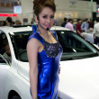 Bangkok motor show — Stock Photo