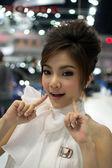Bangkok motor show — Stock Photo