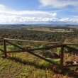 Stock Photo: Countryside Viewpoint