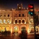 Rossio Train Station — Stock Photo