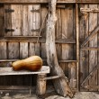 Wooden shack - Photo