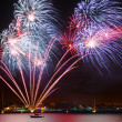 Colorful Fireworks — Stock Photo #8525997