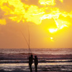 Two Fisherman — Stock Photo #8526031
