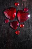 Heart Stones — Stock Photo