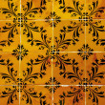 Portuguese tiles — Stock Photo #9220209