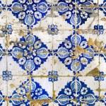 Portuguese tiles — Stock Photo #9384434