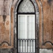 Gothic Window — Stock Photo