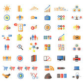 Web Icons, Internet & Website icons, signs and symbols — Stockvector