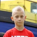 Teenage boy — Stock Photo #10343095