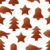 Gingerbread — Stock Vector