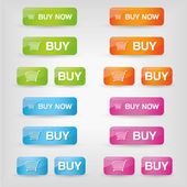 Buy buttons — Vecteur