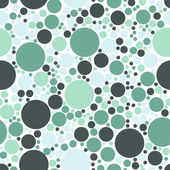 Dots seamless pattern — Stockvector
