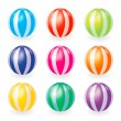 Balloons — Stock Vector