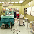 Surgery in operating room — Stockfoto