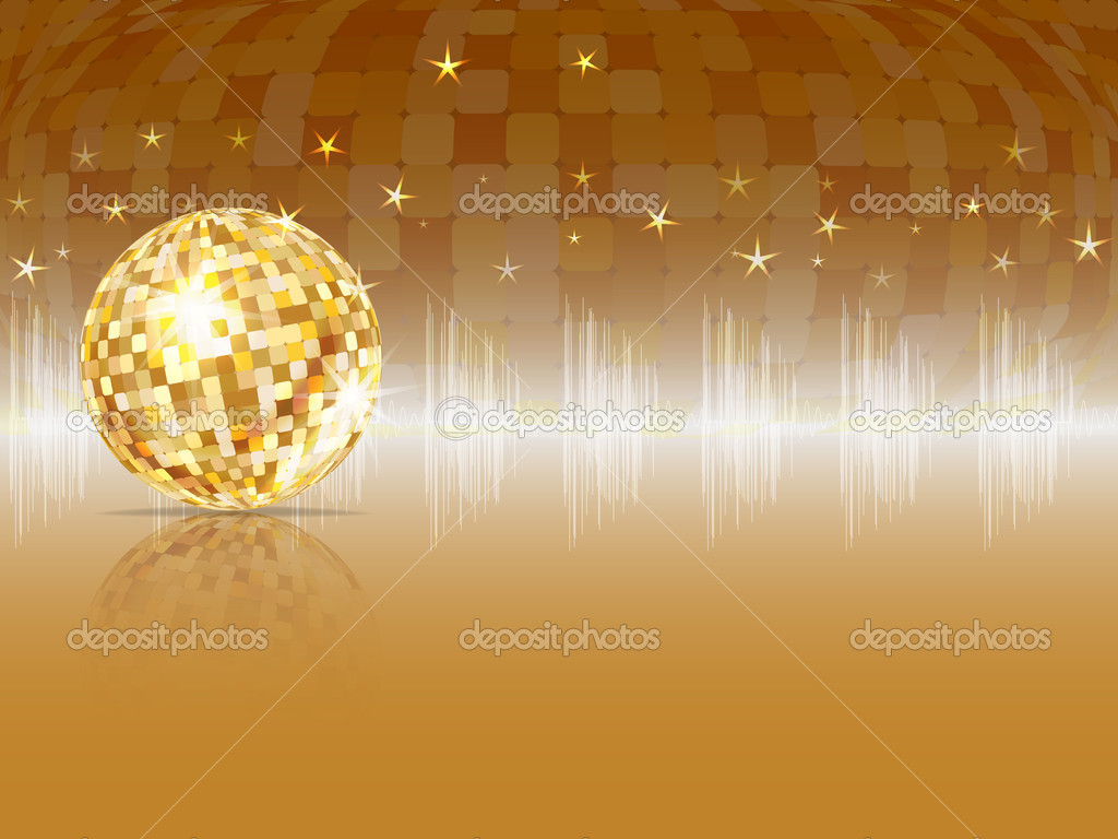 Vector vivid party background,eps10 file, transparency, gradient mesh and blend modes used — Stock Vector #10209530