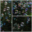 Stock Photo: Soap bubbles