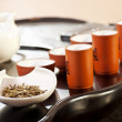 Traditional Chinese Tea Ceremony — Stock Photo