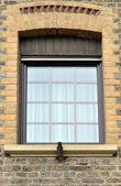 Window.Old style. — Stock Photo