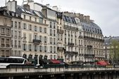 France.Paris.Architecture of Paris. — Stock Photo