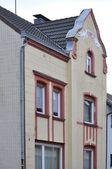 City.house.german cidade. — Foto Stock