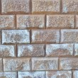 Wall from the bricks — Foto de Stock