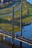 View of Dusseldorf — Stock Photo
