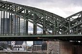 The bridge — Stockfoto