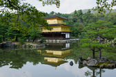 Kinkakuji Temple — Foto Stock