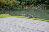 Jardim japonês — Fotografia Stock