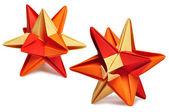 Origami kusudama — Stockfoto