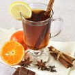 Mulled wine — Stock Photo #8661773