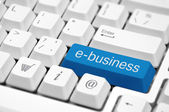 E-business concept image. — Stock Photo