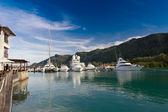 Eden ostrov, seychely — Stock fotografie