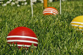 Croquet — Stock Photo