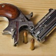 Stock Photo: Derringer