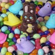 Stock Photo: Chocolate Easter Rabbit
