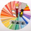 Stockfoto: Color swatch