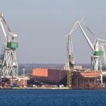 Shipyard — Stock Photo #8467626