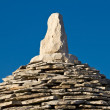 Stone roof — Stock Photo #8891148