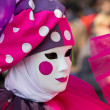 Pink Mask - Stock Photo