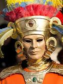 Egipte マスク — ストック写真