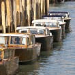 Stock Photo: Boats in canal