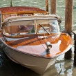 Wooden boat — Stock Photo #9194870
