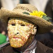 Mask of Van Gogh - Stock Photo