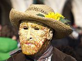 Mask of Van Gogh — Stock Photo