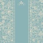Flower seamless background design — Stock Vector