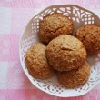 Homemade almonds cookies — Foto Stock
