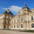 Luxembourg Palace, Paris - Stock Photo