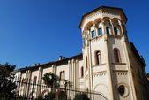 Historiska palats, pavia — Stockfoto